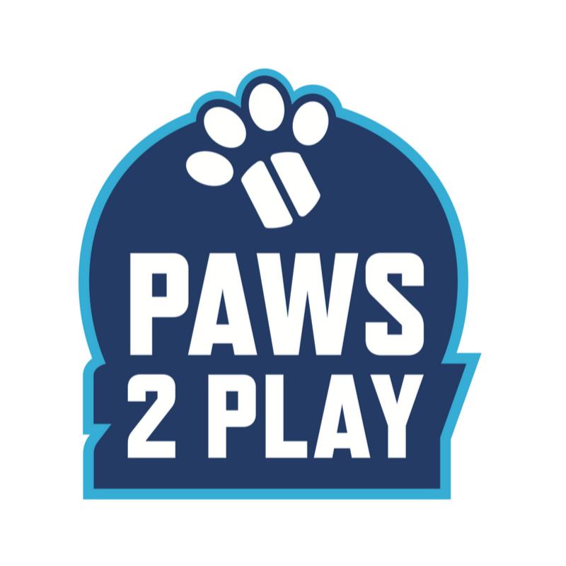 Paws2Play logo