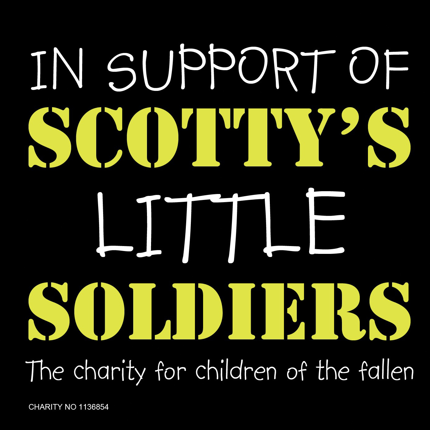 Scotty's Little Soldiers Logo