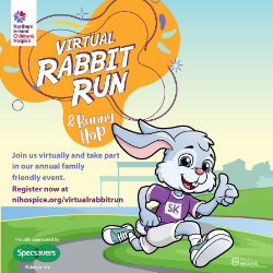 Virtual Rabbit Run and Bunny Hop logo